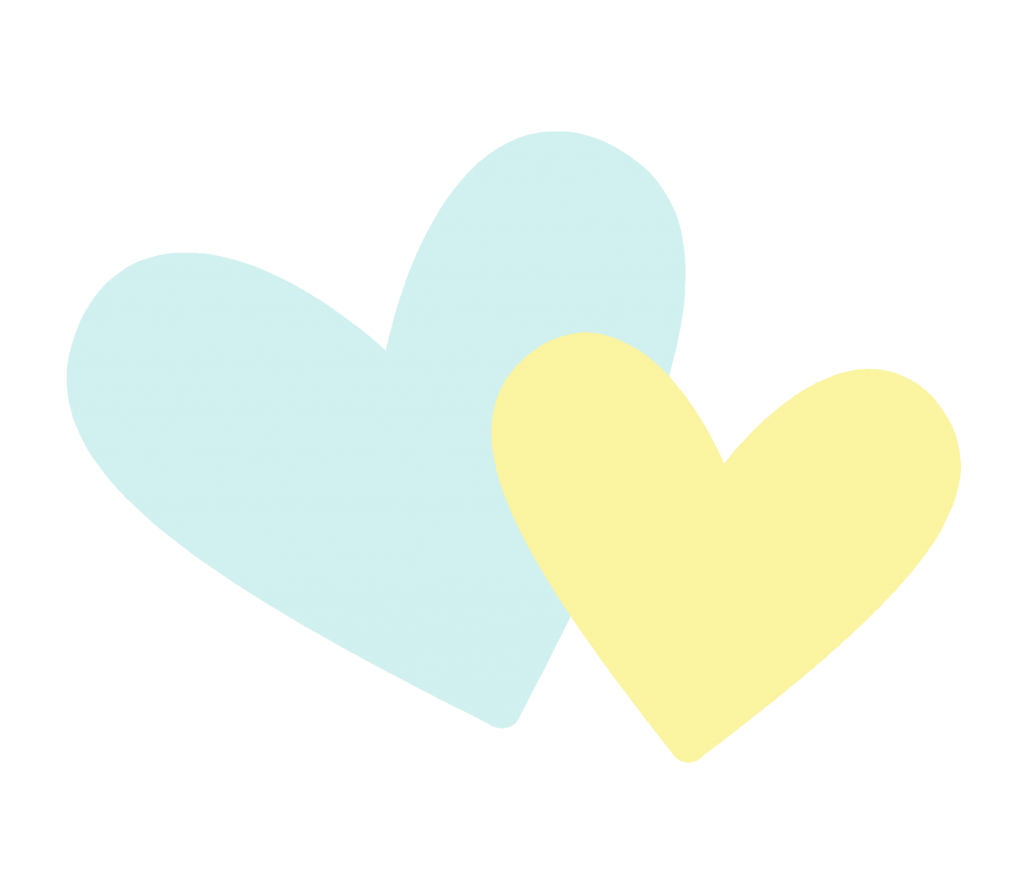 coracoes amarelos mais amarelo